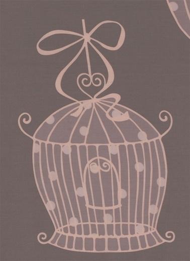Cage in a Dream Çift K. Nevresim Tk-Hibboux
